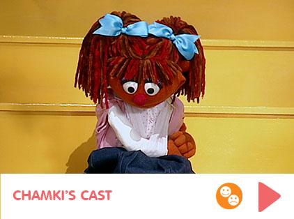 Chamkis-cast