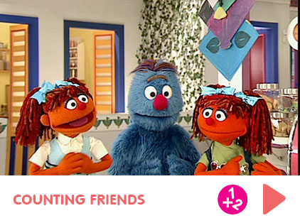 Counting-friends