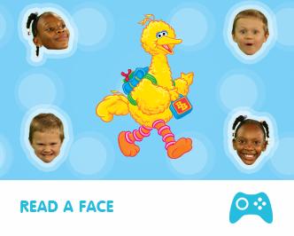 read a face