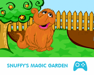 snuffy's magic garden