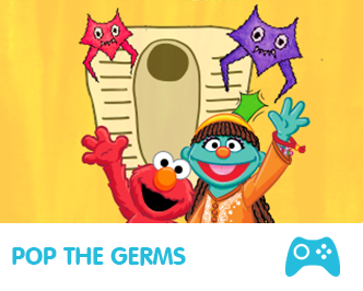 POP-THE-GERMS