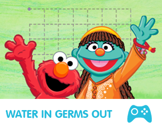 Water-in-Germs-out